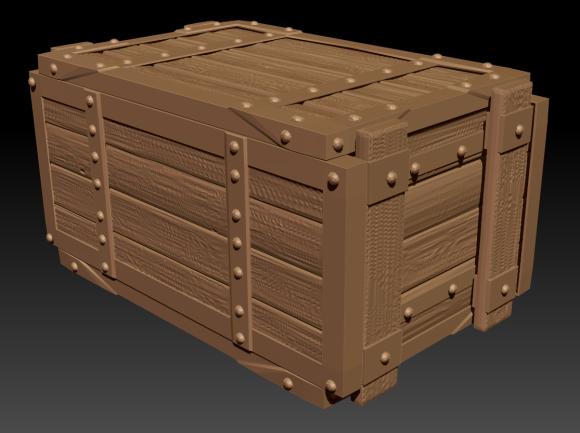 WoodenBox_Blank